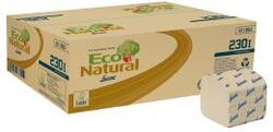 Toiletpapir i ark, T3 Natural, 2-lags (40 pk.)