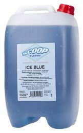Læskedrik/Slush Ice, Scoop, Ice Blue, 10 l (1 stk)